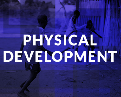 Causes that concentrate on physical growth, development of motor control, and healthy levels of fitness. Causes that improve health, social behavior, and learning readiness by advancing the quality of physical education.